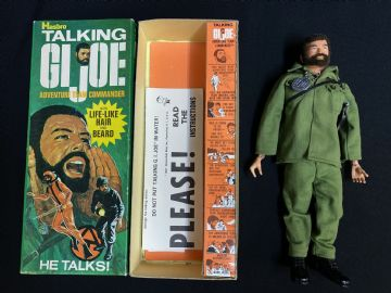 GI JOE - TALKING ADVENTURE TEAM COMMANDER (ref2)